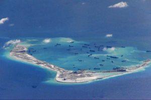 Kinija kaltinama slaptomis statybomis ginčijamoje saloje