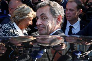 Dėl tesės tapti Prancūzijos prezidentu varžysis ir N. Sarkozy