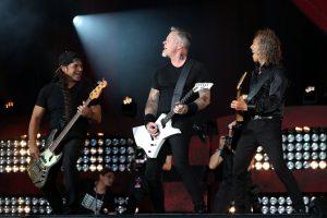 """Kvebeko festivalį drebins legendinė """"Metallica"""""""
