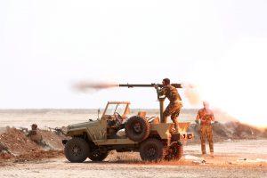 Irako prašymu JAV rengiasi atsiųsti daugiau karių miesto šturmui
