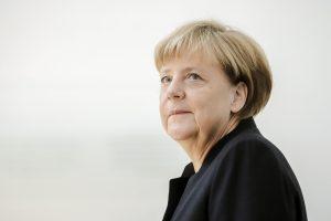 Vizitu į Afrikos šalis A. Merkel sieks sumažinti migrantų srautą