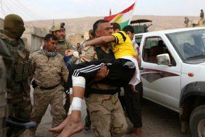 Džihadistai per savaitę Mosule pražudė beveik 250 žmonių