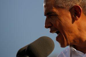 B. Obama toliau agituoja už H. Clinton: JAV likimas – jūsų rankose