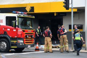 Australijos banke pasidegė vyras: nukentėjo 26 žmonės