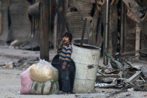 Žurnalistė iš Sirijos: negalima grįžti atgal