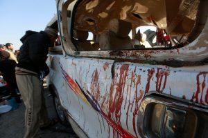 Afganistane nugriaudėjo sprogimai: žuvo mažiausiai penki žmonės