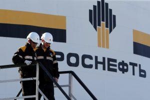 Rusijos naftos gavyba 2016-aisiais pasiekė rekordą