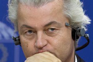 Olandų politikas pripažintas kaltu dėl neapykantos kurstymo
