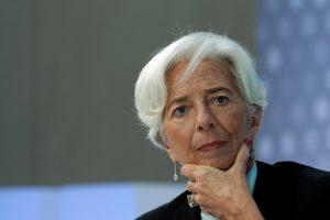Tarptautinio valiutos fondo vadovė stoja prieš teismą