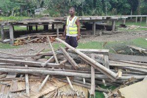 Saliamono Salosas sukrėtė dar vienas žemės drebėjimas