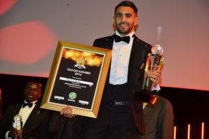 Afrikos metų futbolininkas – R. Mahrezas