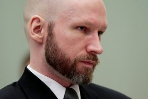 A. B. Breiviko skundo dėl kalinimo sąlygų teismas nesvarstys