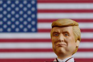 Naujasis JAV prezidentas: viešpatauja visiška netvarka