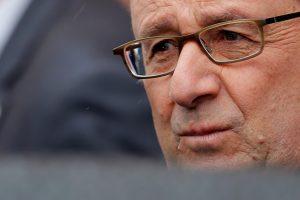 Prancūzijos prezidentas smerkia blogėjančią moterų teisių padėtį