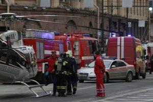 Sankt Peterburgo metropoliteno sprogdintojas buvo deportuotas iš Turkijos