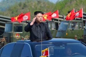 Pchenjanas toliau sėja nerimą: branduolinį bandymą įvykdys bet kuriuo metu