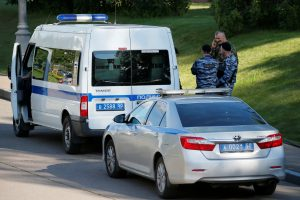 Rusijos automobilių fabrike – tragiškas darbininko išpuolis