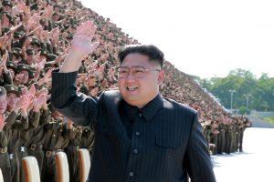 Bendrija griežtins sankcijas Šiaurės Korėjai?