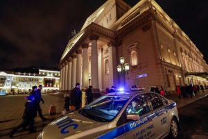 Maskvoje – banga skambučių apie užminuotus pastatus