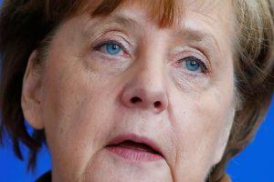 Vokietijoje SPD patvirtino koaliciją su A. Merkel