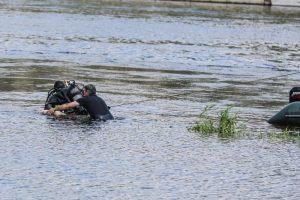 Nelaimė Molėtų rajone: tvenkinyje nuskendo vyras