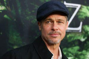 B. Pittas prisipažino: Bolivude vaidinti nesugebėtų