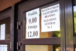 Specialistai prieš egzaminą: matematika nepastebimai taikoma kasdien