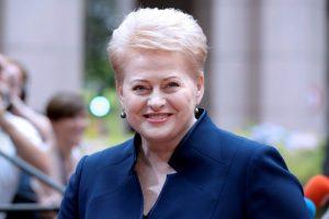 Prezidentė išsaugojo Lietuvos pilietybę Toronto universiteto profesoriui