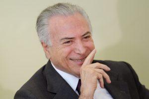 Brazilija ratifikavo Paryžiaus klimato sutartį