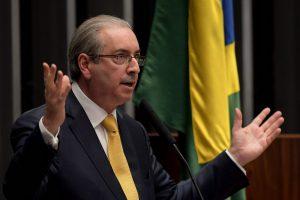 Apkaltą prezidentei iniciavęs Brazilijos politikas neteko mandato