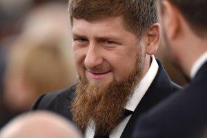 Čečėnijos vadovas pasigyrė pusšimčio džihadistų sulaikymu