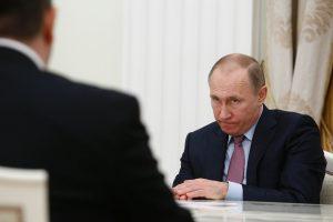 Gyvenimu patenkinti mažiau nei trečdalis rusų