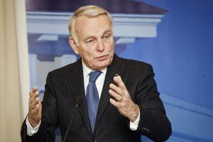 Prancūzija: Rusija meluoja dėl savo vaidmens Sirijoje