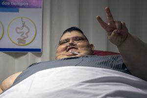 Storiausias pasaulio žmogus mėgins numesti pusę svorio