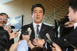 Japonijoje priimtas prieštaringas kovos su terorizmu įstatymas