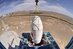 Kinija į orbitą paleido savo pirmąjį rentgeno teleskopą