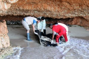 Libijoje rasti yrantys egiptiečių migrantų lavonai