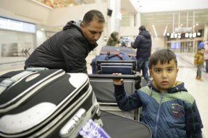 Lietuva priima 17 pabėgėlių, kurie negali likti kitose ES valstybėse