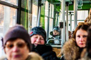 Paskelbta, kaip viešasis transportas Kaune kursuos paskutinę metų naktį