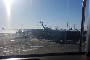 Kanados ledo ritulio jaunių komandos autobusas pateko į avariją, 14 žuvo
