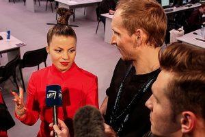 """Kokią vietą """"Eurovizijos"""" pusfinalyje užėmė """"Fusedmarc""""?"""