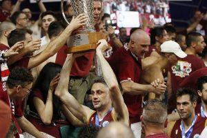 FIBA Europos taurės turnyre – Venecijos klubo triumfas