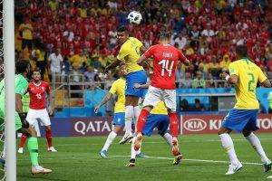 Pasaulio futbolo čempionatas: nemalonų siurprizą pateikė ir Brazilijos rinktinė