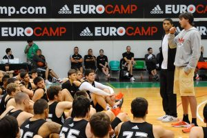 Į NBA talentų stovyklą pakviesti net šeši lietuviai
