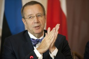 Kur dirbs buvęs Estijos prezidentas?