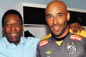 Futbolo legendos sūnus siunčiamas į Brazilijos kalėjimą
