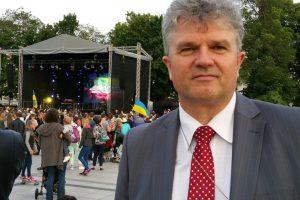 Lietuvos ambasadoriumi Lenkijoje pradeda dirbti E. Borisovas