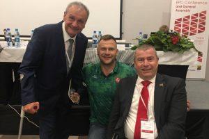Europos parolimpinio komiteto prezidentu išrinktas kroatas