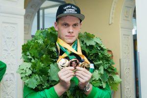Lietuvos plaukimo čempionate krito net trys rekordai