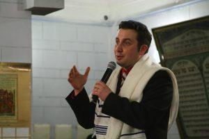Vilniaus žydas S. Gurevičius skundžia žydų bendruomenės vadovo rinkimų tvarką